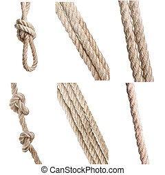 beige ropes