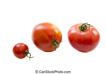 tomato vegetable isolated healthy nutrition food