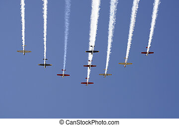 Airplane Formation