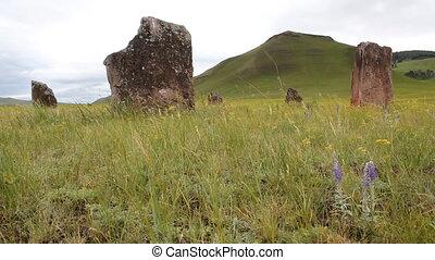 Stones 31 - Standing stones