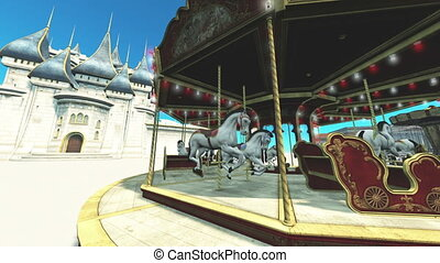 amusement park - image of amusement park