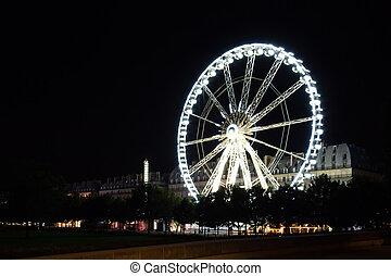 Ferris Wheel of Paris (Roue de Paris) - Ferris Wheel of...