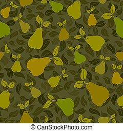 pear seamless background