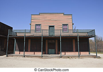 Historic National Park Movie Set - Historic Paramount Ranch...