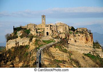 Civita di Bagnoregio (Italy) - Civita di Bagnoregio is a...