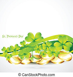st patricks day - vector beautiful st patricks day...