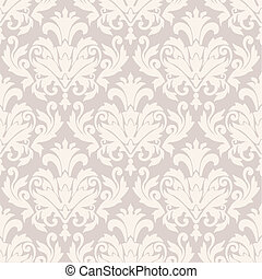 damask seamless vector background