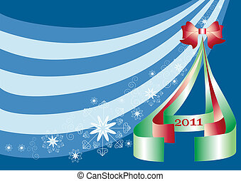 Christmas background.Banner.