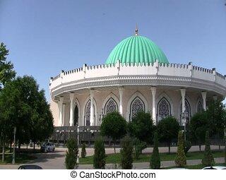 Museum of Amir Timur in Tashkent, Uzbekistan