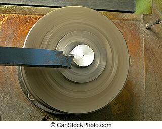 Turning lathe