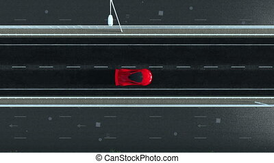car - image of driving
