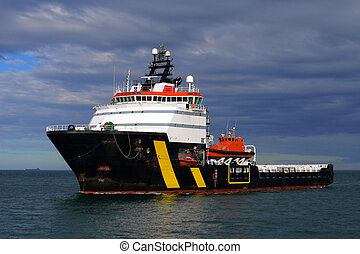 Standby Rescue Ship - Offshore oil and gas standby and...