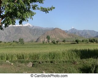 Road to Faizabad in Afghanistan - Road to Faizabad in...