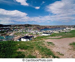 Newfoundland - Bay de Verde, Canada