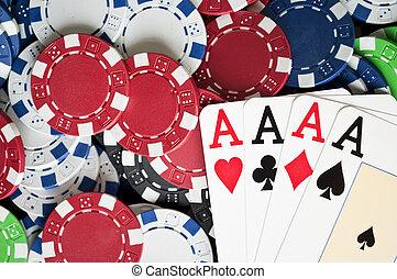 Gamble concept
