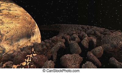 meteorite - image of meteorite