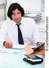 Jurist in office