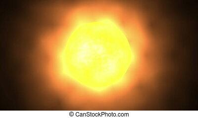 sun - image of the sun