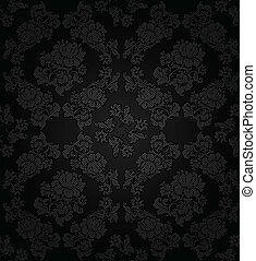Corduroy texture dark background, ornamental fabric
