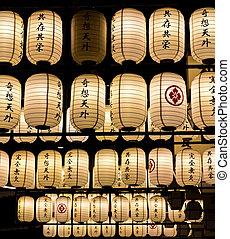japanese style lanterns