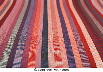 striped background - Photo striped fabric background, with a...