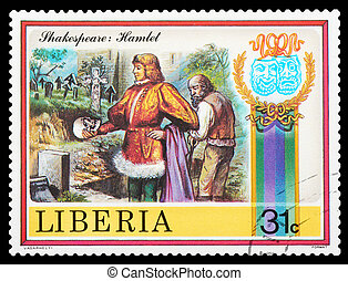 Postage Stamp - Liberia - CIRCA 1978: stamp printed by...