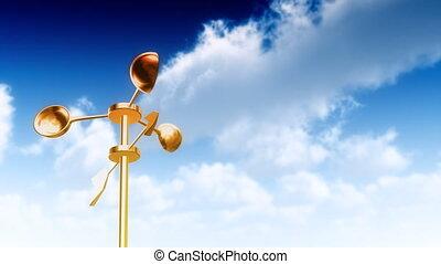 Anemometer Gold (Loop)