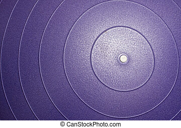 Exercise ball background