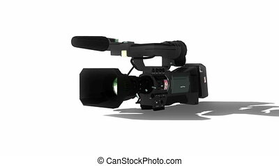 video camera  - image of video camera