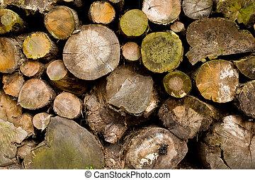 madera, resistido