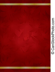 Red and gold luxury background - Red gold luxury background...