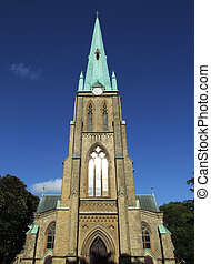 Gothenburg church 02 - An image of a church in the swedish...