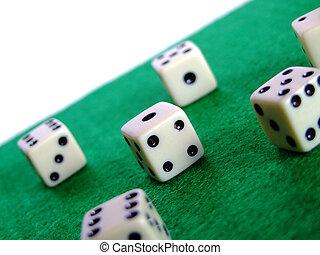 Gambling dice 05