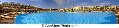 hotel resort panorama