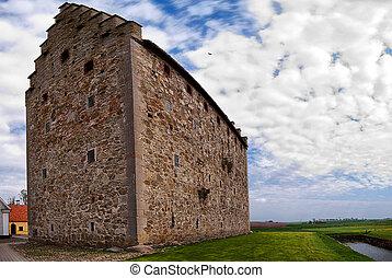 glimmingehus castle panorama 03