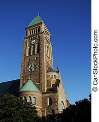 Gothenburg church 06 - An image of a church in the swedish...