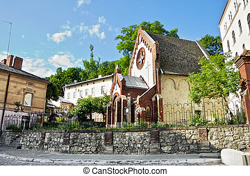 St John Baptist Church in Lviv - St John Baptist church in...