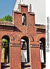 St. John Baptist Church Belfry - belfry in St. John Baptist...