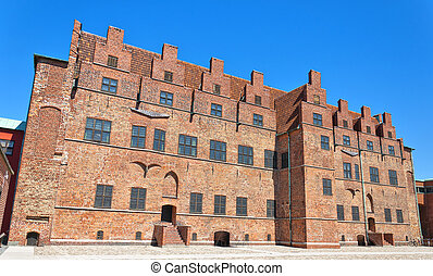 Malmohus castle 02 - The historic castle of malmohus...