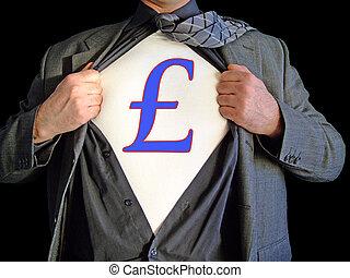 superhero pound