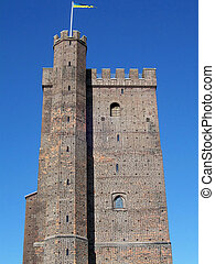 Helsingborg 37 - An image of an old fortification called...
