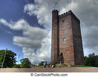 karnan HDR 01 - An HDR image of an old fortification called...