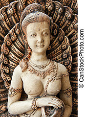 buddhist carving 01