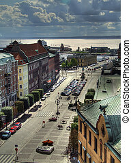 Helsingborg HDR 03 - A high dynamic range image of the...