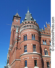 Helsingborg 95 - An image of the helsingborg town hall