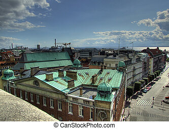Helsingborg HDR 02 - A high dynamic range image of the...