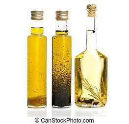 Cooking Oil Bottles
