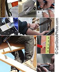 snapshots describing duties of craftsmen