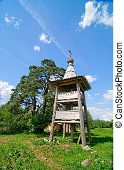 Bell tower - Wooden bell tower