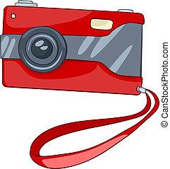 Cartoons Home Appliences Camera